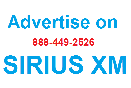 Sirus Xm To Advertise Call 888 449 2526