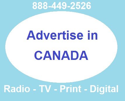 Advertise on Radio, TV & Internet